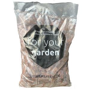 Eurocompost Garden Products Canadian Slate Purple 30/60 in Zak 20kg