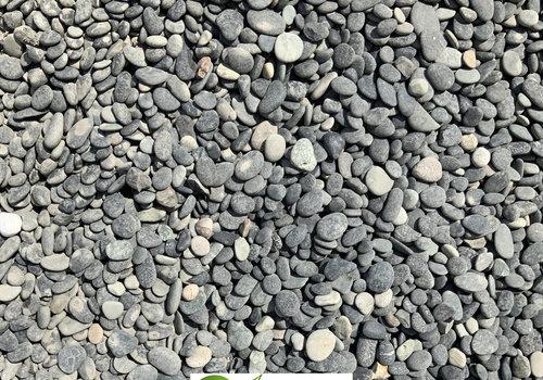 Beach Pebbles Black