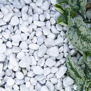 Eurocompost Garden Products Carrara grind 16/25 zak 25kg