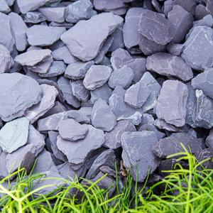 Eurocompost Garden Products Canadian Slate  Purple  30/60 Mini Bag 500kg