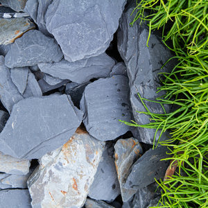 Eurocompost Garden Products Canadian Slate Naturae 60/160 in Mini Bag