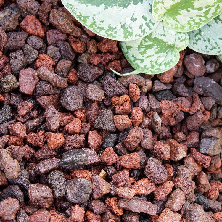 Eurocompost Garden Products Lava Rubrum 10/20 big bag 1000kg