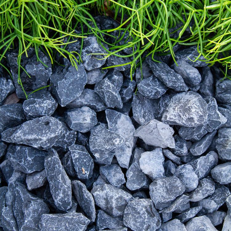 Eurocompost Garden Products Edelsplit Black  20/40 Per Ton