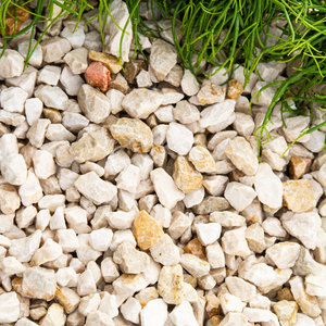Eurocompost Garden Products Yellow sun Marble   11/22 Zak 20Kg