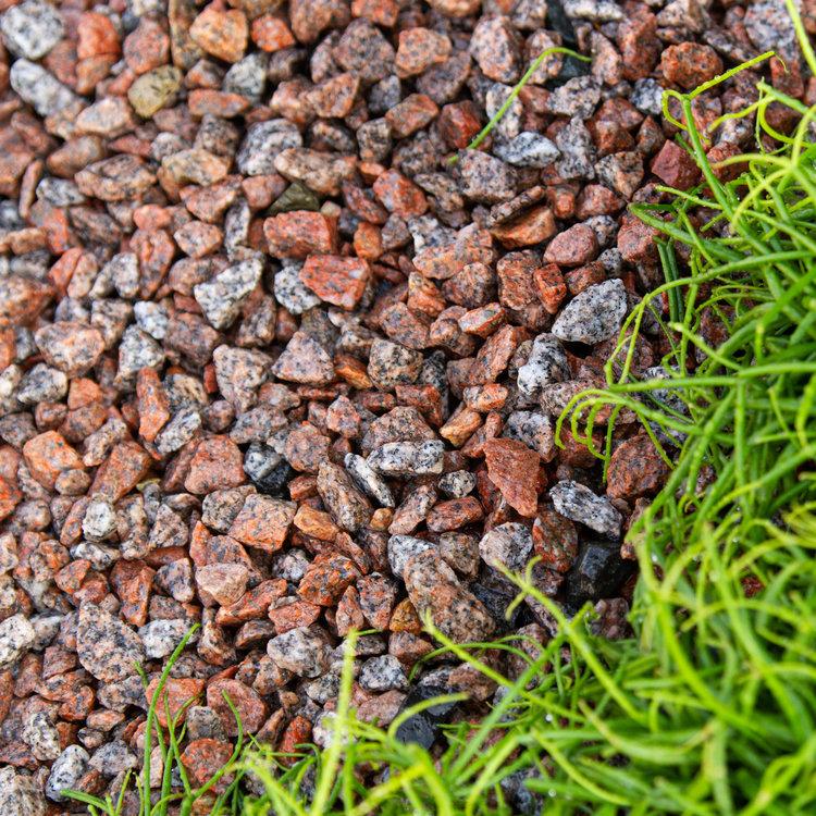Eurocompost Garden Products Schots graniet Midi Bag 1000 Kg