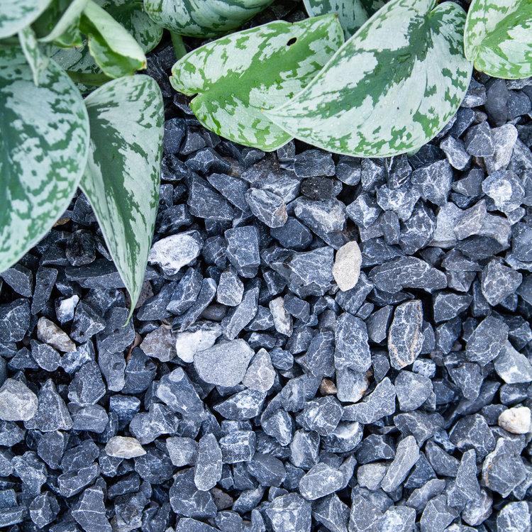 Eurocompost Garden Products Blauwe Kalksteen 14/20 Zak 20Kg