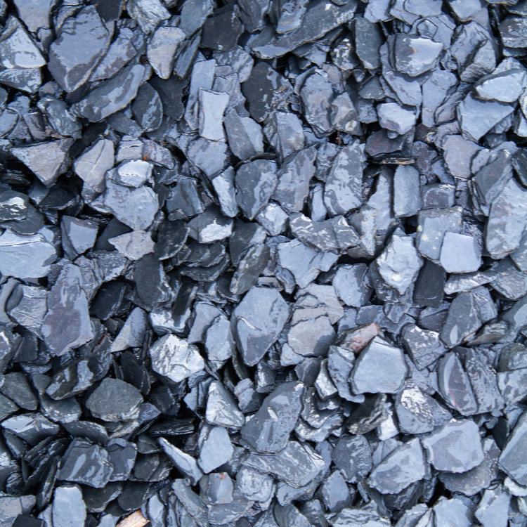 Eurocompost Garden Products Canadian slate Black 15/30  Midi Bag 1000kg