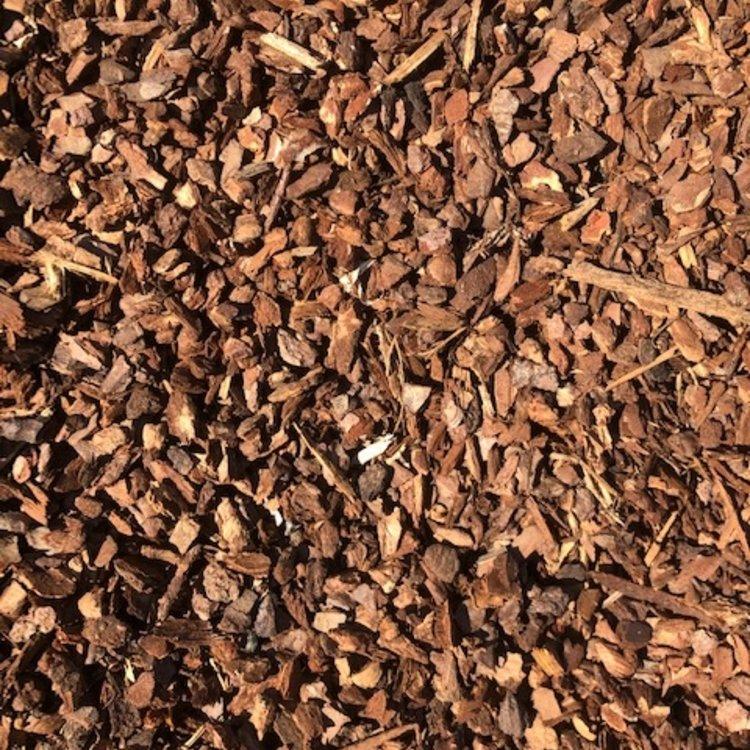 Eurocompost Garden Products Douglass schors 5/15 Big Bag 1m³