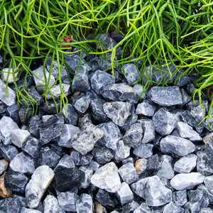 Eurocompost Garden Products Icy Blue split 16/32 Per ton