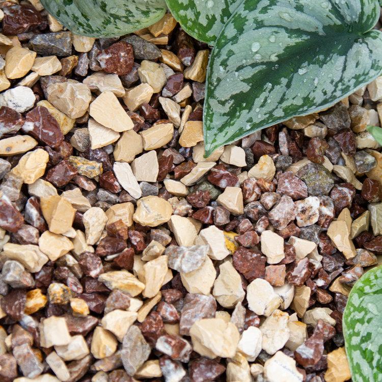 Eurocompost Garden Products Cappuccino Split 8/16 Per ton