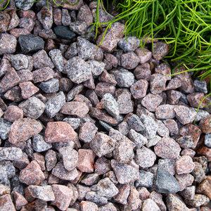 Eurocompost Garden Products Schots graniet 8/16 Per Ton