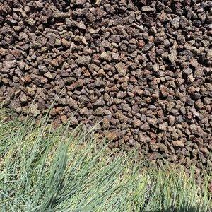 Eurocompost Garden Products Lava Cor-ten  8/16 in Mini Bag 450kg