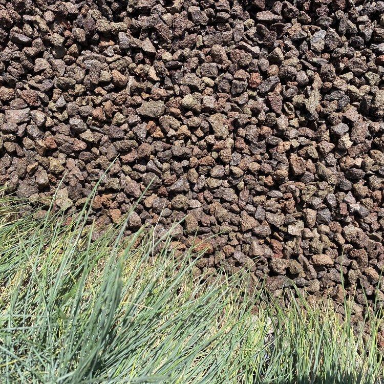 Eurocompost garden products Lava Cor-ten 8/16  in Midi Bag  900 kg