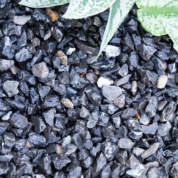 Eurocompost Garden Products Blauwe kalksteen 14/20 Per ton