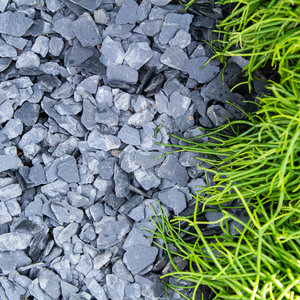 Eurocompost Garden Products Canadian slate  15/30 Black Per ton
