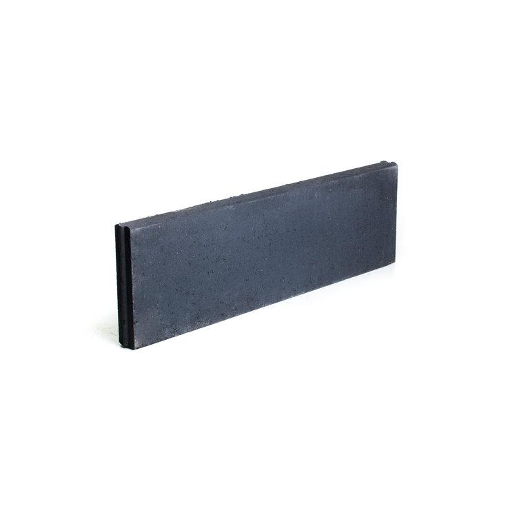 COECK COECK Boordsteen 100x15x5cm zwart