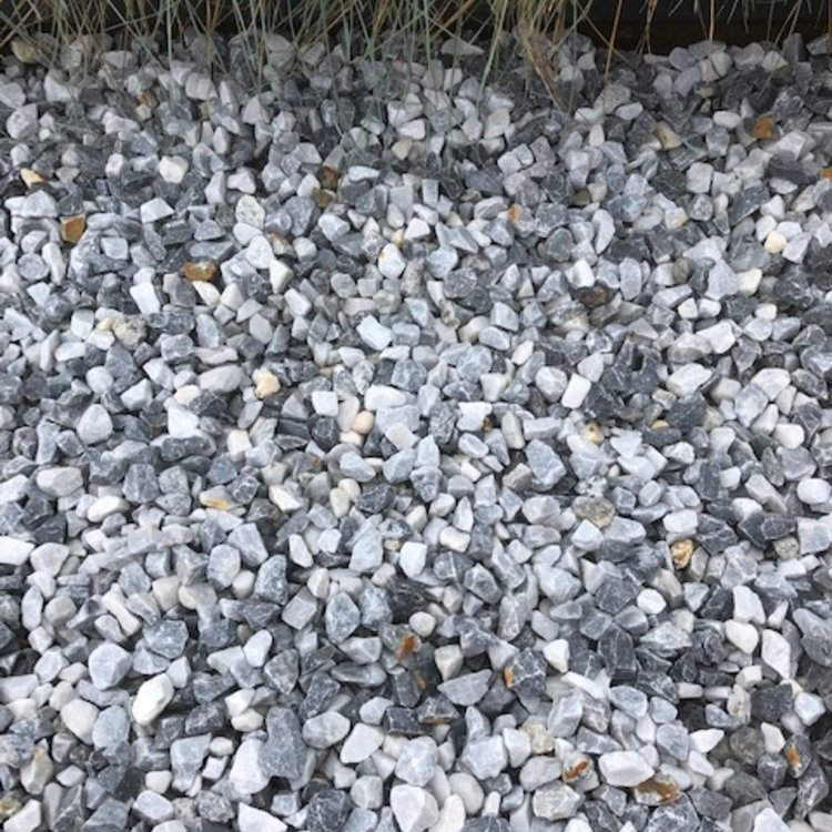 Eurocompost garden products Extra Icy Blue 8/16 per ton