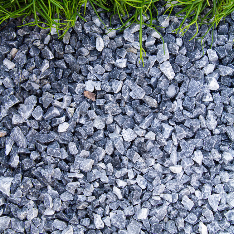 Eurocompost garden products Icy Blue 8/16 per ton