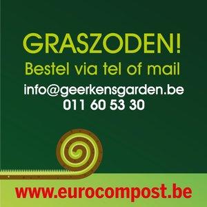Eurocompost Garden Products GRASZODEN