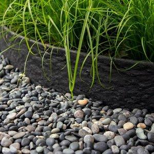 Ecolat 10mX14cmX0,7cm zwart