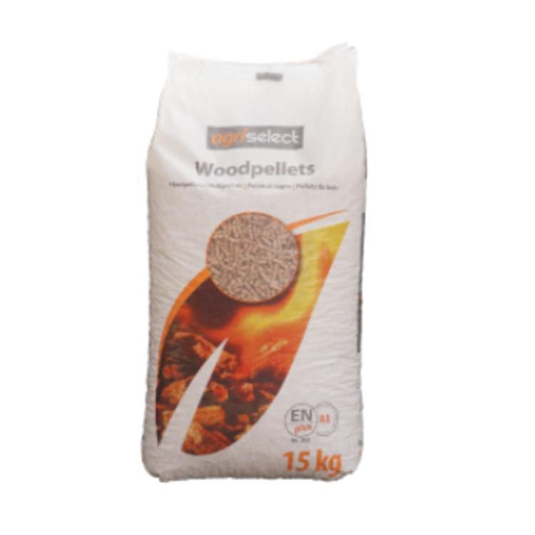 Pellets - 100% Naaldhout - 15kg