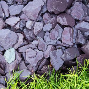 Eurocompost Garden Products Canadian Slate Purple 30/60 per ton