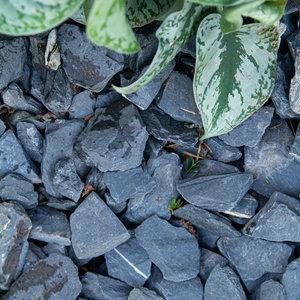 Eurocompost Garden Products Canadian Slate Black 30/60 Zak 20Kg