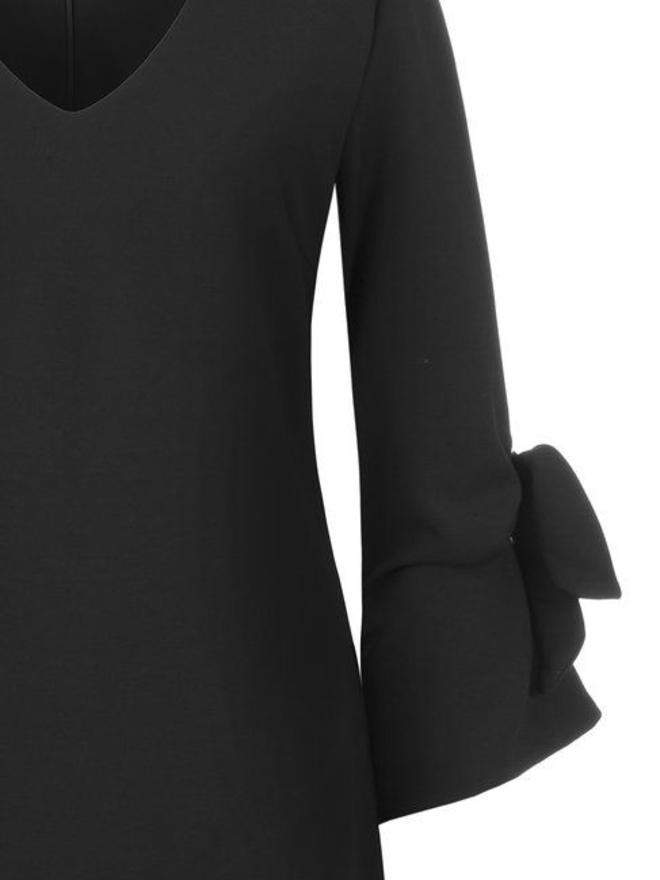 rinascimento zwarte jurk