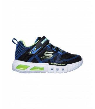 SKECHERS Skechers kids flex-glow 90542N/BBLM