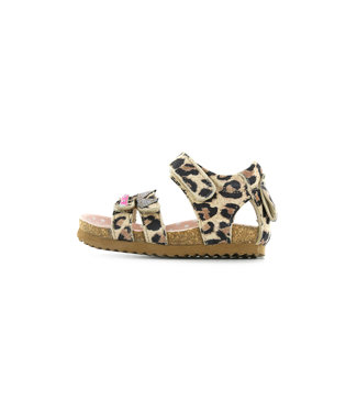 SHOESME Shoesme sandaal bi9s083-a leopardo