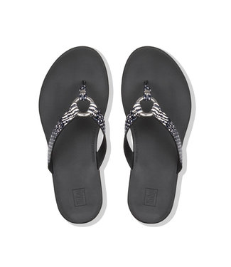FITFLOP Fitflop Hoopla Toe Post T43/662