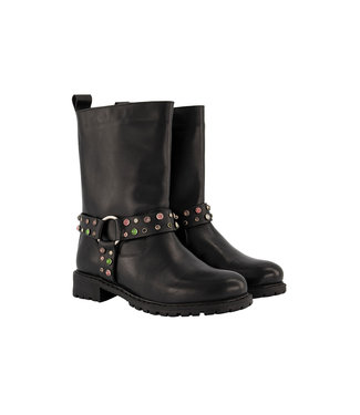 NIKKIE Nikkie Stone Boots BLACK N 9-644-190