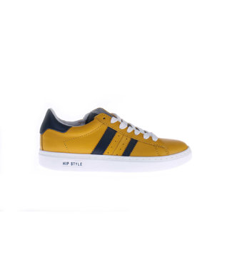 HIP SHOESTYLE hip  h1750-192-72-le-46le jongens sneaker yellow mt.28-34