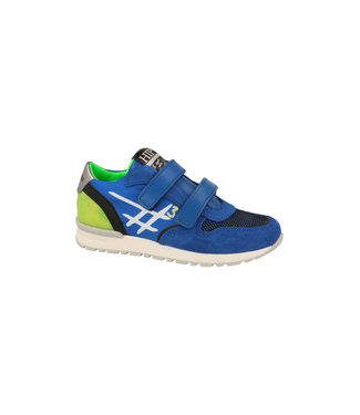 HIP SHOESTYLE hip  H1798-192-44co-65fl-0000  jongenssneaker cobalt maat 27-37
