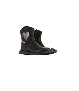 SHOESME Shoesme meisjes laars SI9W075-d black