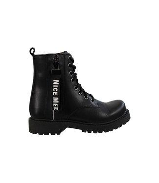 BRAQEEZ Braqeez meisjes laars Belle Boot/Black 419771-589