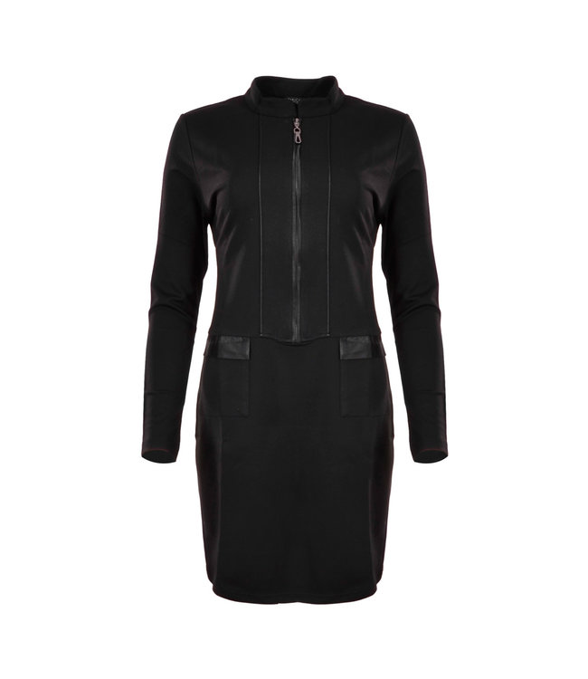 MAICAZZ Maicazz jurk Megan black WI19.40.001