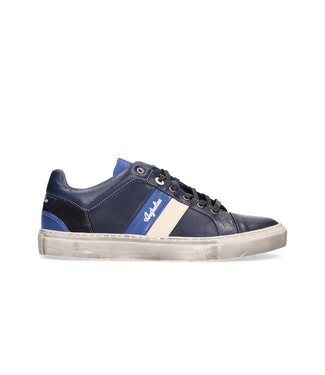 AUSTRALIAN Australian Darryl Leather Blue-Off White