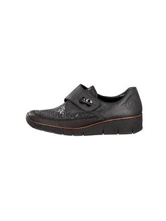 Lage klittebandschoen De Ridder schoenen