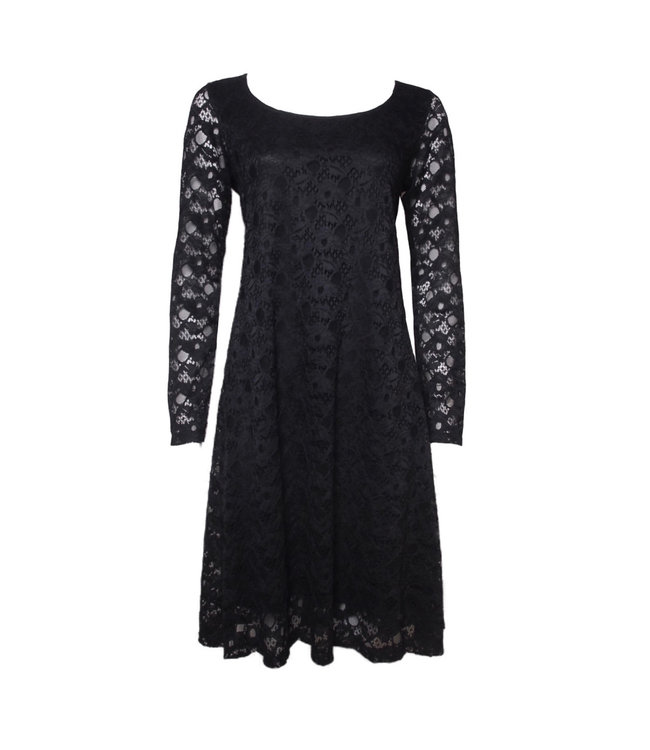 20 TO 20to jurk lace 20to115 black