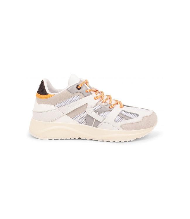 WODEN Woden sneaker dames WL400-300 Bright White