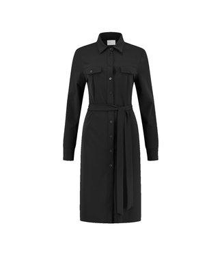 HELENA HART Helena Hart dresshirt 7181 travel zwart