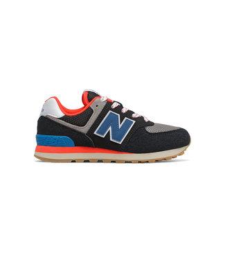 NEW BALANCE New Balance jongens sneaker 776090-40 8 SOV BLACK