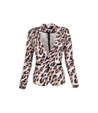 MAICAZZ Maicazz naarah blazer leopard SP20.10.001