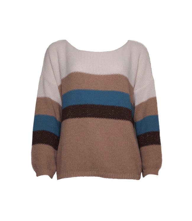 20 TO 20TO knitwear pullover stripe DC18270