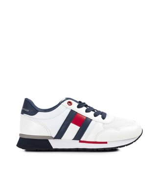 TOMMY HILFIGER Tommy Hilfiger Low Cut 30483 White/Blue