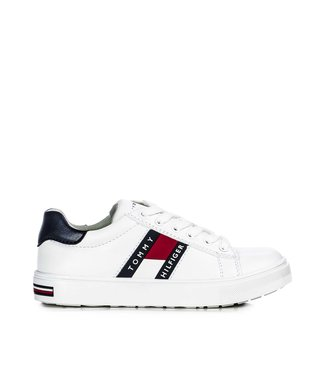 TOMMY HILFIGER Tommy Hilfiger Low Cut sneaker 30718 White/Blue