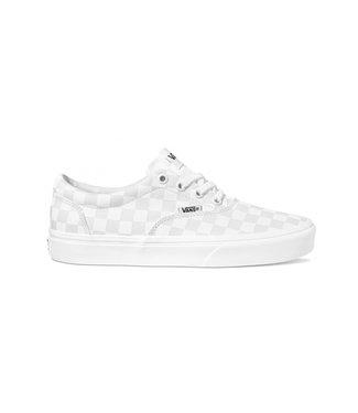 VANS vans sneaker (checkerboard)  Doheny white   dames