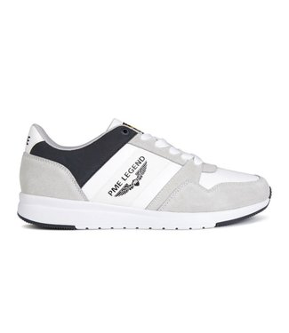 PME LEGEND PME Legend heren sneaker Dragger white PBO202018-900