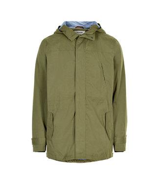 ANERKJENDT Anerkjendt Ak Cigo Jacket 9120910 GREEN